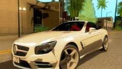 Mercedes-Benz SL350 2013