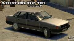 Audi 80 B2 1986 v 2.0
