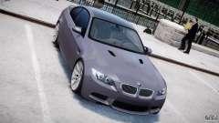 BMW M3 E92 stock para GTA 4