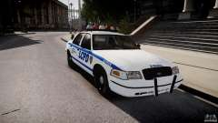 Ford Crown Victoria CVPI-V2.5V para GTA 4