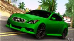 Infiniti IPL G Coupe 2012 para GTA San Andreas
