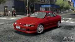 Honda Integra Type R para GTA 4