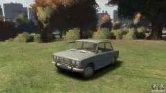 VAZ 2103 para GTA 4