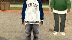 Compton Crips para GTA San Andreas