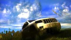 Jeep Grand Cherokee 2012 v2.0 para GTA San Andreas