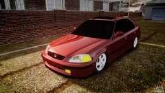 Honda Civic Vti para GTA 4