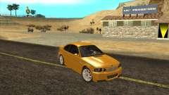 Ruedas de giro constante para GTA San Andreas