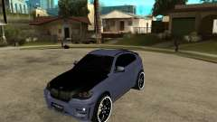 BMW X6 M HAMANN
