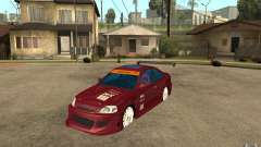 Honda Civic 1998 Tuned para GTA San Andreas