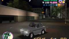 Mercedes-Benz G-Cabrio para GTA Vice City