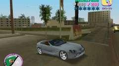 Mercedes-Benz VISION SLR Cabrio para GTA Vice City