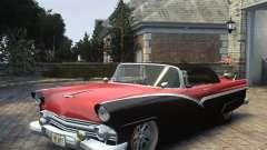 Ford Sunliner Custom 1956 para GTA 4