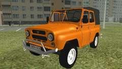 UAZ 31512 para GTA San Andreas