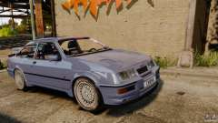 Ford Sierra RS500 Cosworth 1987 para GTA 4