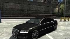 Audi A8L W12 Quattro