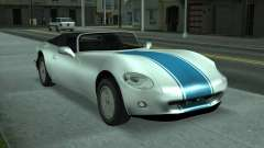 New Banshee [HD] para GTA San Andreas