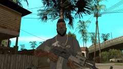 AK47 con el visor óptico estándar