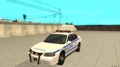 Patrulla de la policía de GTA 4