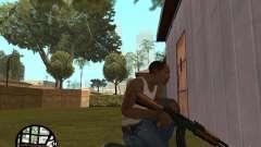 Nuevo AK-47 para GTA San Andreas