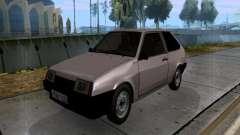 Drenaje VAZ 2108 para GTA San Andreas