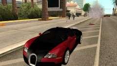 Bugatti Veyron para GTA San Andreas