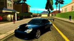 Porsche GT3 SuperSpeed TUNING para GTA San Andreas