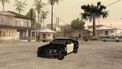 Saleen S281 2007 Barricade para GTA San Andreas