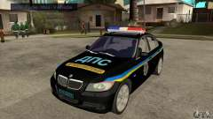 BMW 3 Series DPS para GTA San Andreas