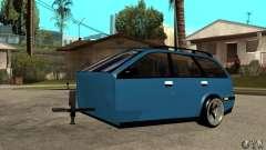 Remolque para el Volvo V40