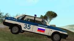 VAZ 21099 DPS para GTA San Andreas