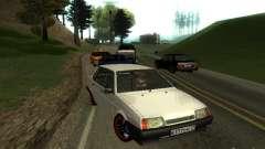 VAZ 21099 v. 2 para GTA San Andreas