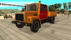 Luces de peligro GAZ 3309