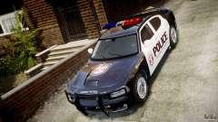 Dodge Charger SRT8 Police Cruiser para GTA 4