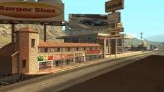 Nuevo Mullholland-nueva calle Mulholland para GTA San Andreas