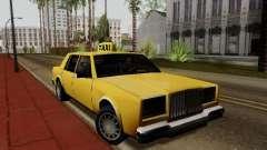 Greenwood Taxi para GTA San Andreas