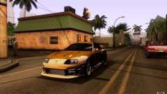 Toyota Supra Top Secret para GTA San Andreas