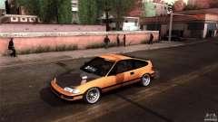 Honda CRX JDM