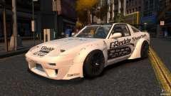 Nissan 380SX BenSopra RIV para GTA 4