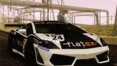 Lamborghini Gallardo LP560-4 GT3 V2.0 para GTA San Andreas