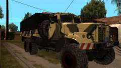 KrAZ 255 B1 v 2.0 para GTA San Andreas