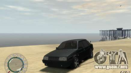 VAZ 21099 Duplet para GTA 4