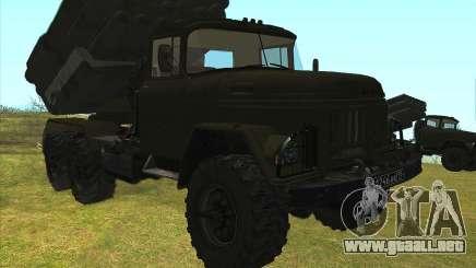 ZIL-131 en Grad para GTA San Andreas