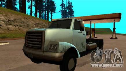 Yankee Truck para GTA San Andreas