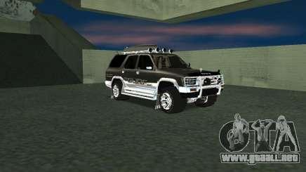 Toyota Surf v2.1 para GTA San Andreas