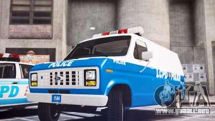 Ford E-150 LCPD para GTA 4