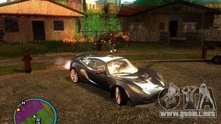Lotus Exige - Stock para GTA San Andreas