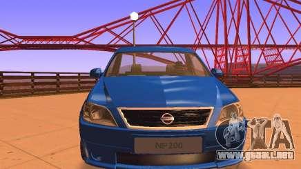 Nissan NP200 para GTA San Andreas