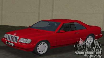 Mercedes-Benz E 320 (C124) para GTA Vice City