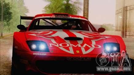 Ferrari 550 Maranello Super GT500 para GTA San Andreas