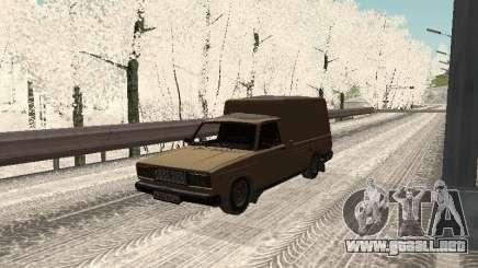 IZH 27175 Winter Edition para GTA San Andreas